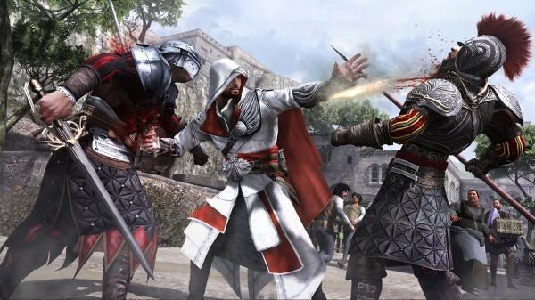 Frankenreview: Assassin's Creed Brotherhood