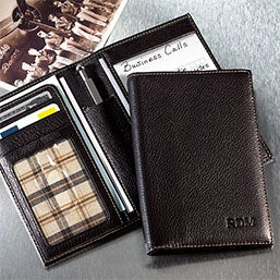 The Pocket Briefcase Adds Good Old Fashioned Pen and Paper Note-Taking to Your Wallet