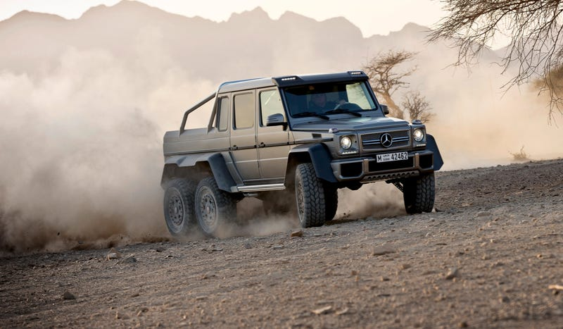 Forget The Mercedes G63 AMG 6x6, You Need A MUTT