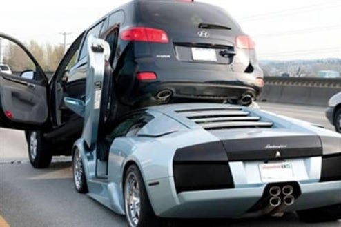 Lamborghini Bones Hyundai SUV: Ugliest Automotive Offspring Ever Expected