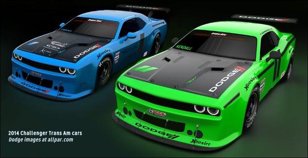 Dodge Challenger 2018 Dodge Challenger is Returning