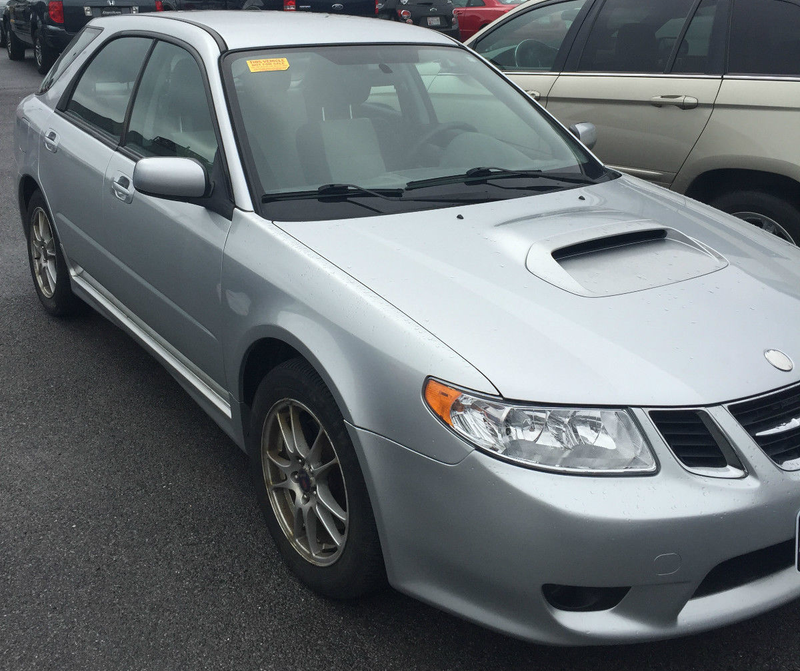 2006 Saab 9 2x Camshaft: Here Are Ten Of The Best Wagons On EBay For Less Than $10,000