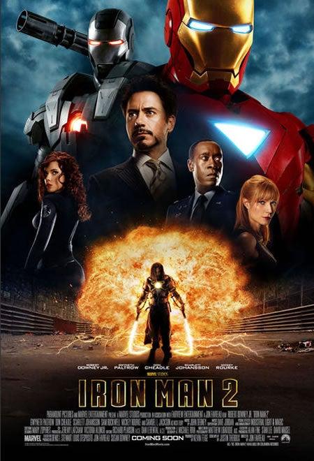 Iron Man 2 Poster - Seriously?