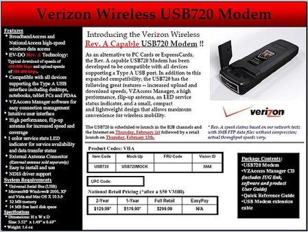Verizon Ups its EV-DO Network to Rev A