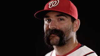 Let's Appreciate Danny Espinosa's Big, Beautiful Mustache