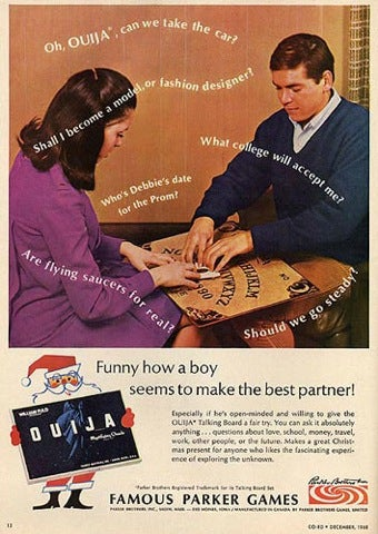 The Ouija Board: Kid Tested, Santa Approved