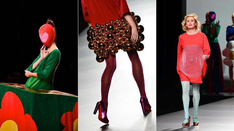 Agatha Ruiz de la Prada, for the Trippy, Child-Like Absurdist in You