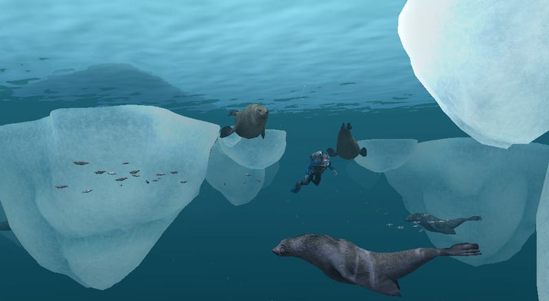 Endless Ocean: Blue World Review: The Wii Game You're Wrong About