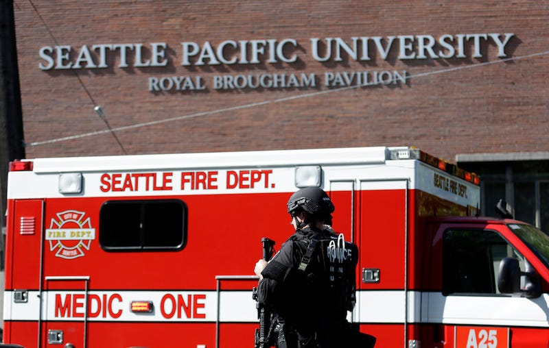 Seattle Gunman Reportedly Obsessed With Columbine