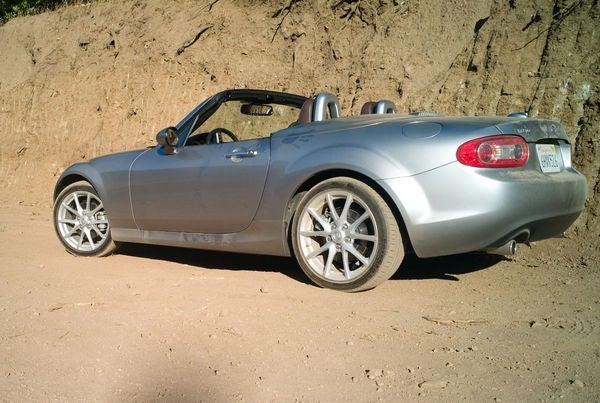 Next-Gen Mazda Miata May Go Rotary... Hybrid?