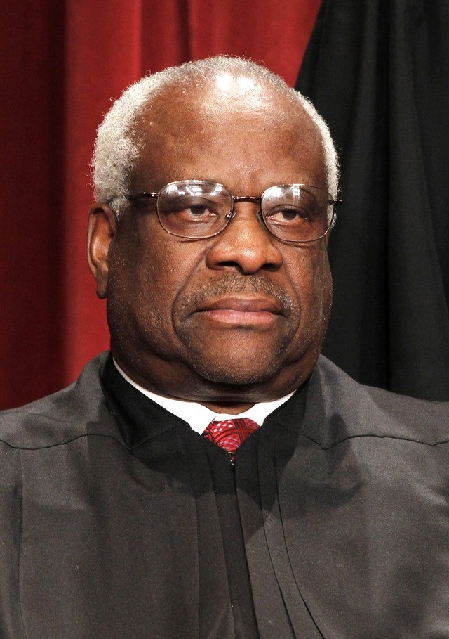 Why Hasn't Clarence Thomas Asked A Question In Five Years?