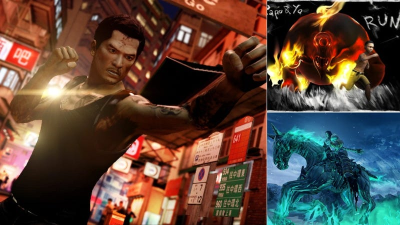 Three Huge Reviews, All Right Here: Darksiders II, Sleeping Dogs and Papa & Yo
