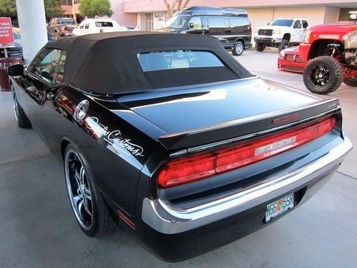 Drop Top Customs Dodge Challenger Convertible