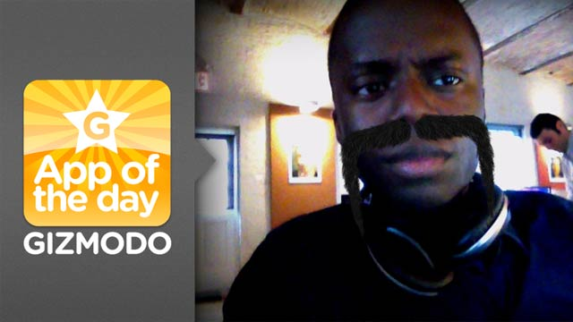Autostachic for iPad: Give Yourself a Mustache So You Can Be a MAN'S MAN