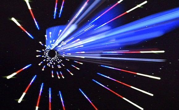 First Hints About Star Trek's Warp, Space-Battle Effects