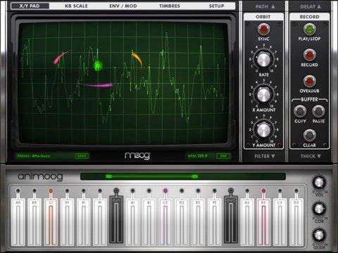 Animoog V2 Gallery