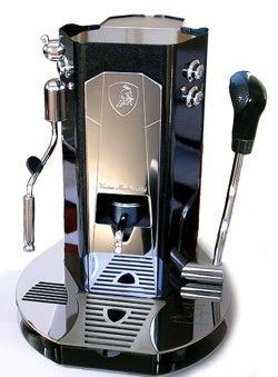 409 in Your Coffeemaker: Tonino Lamborghini Coffee Machine