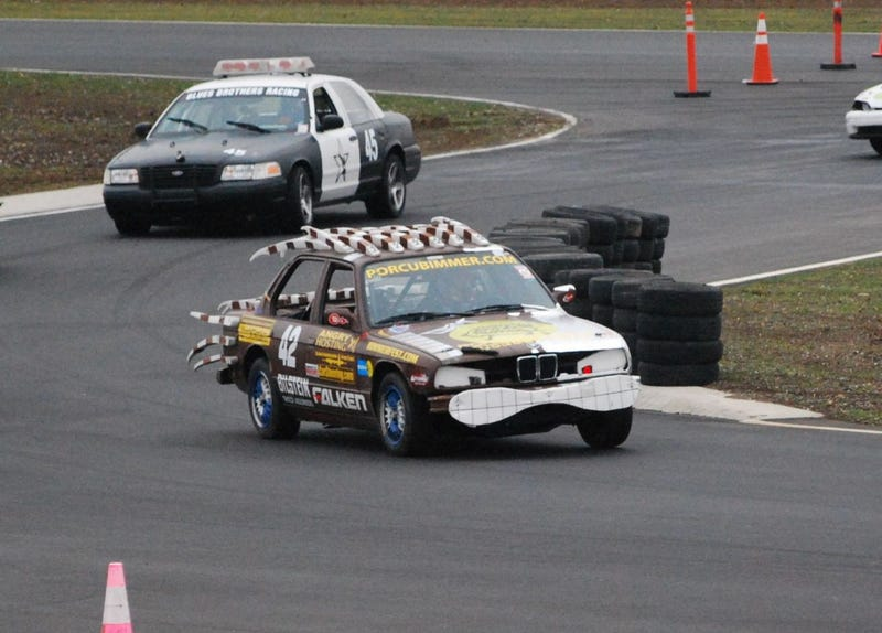 24 Hours Of LeMons Arse Freeze-A-Palooza Über Gallery: The Bavarian Hordes