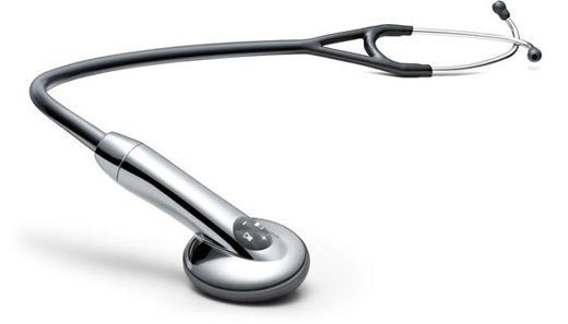 Bang & Olufsen Stethoscope