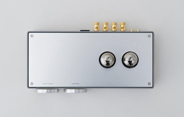 If Apple Produced Audio Components they Would Look Like the EK Amp