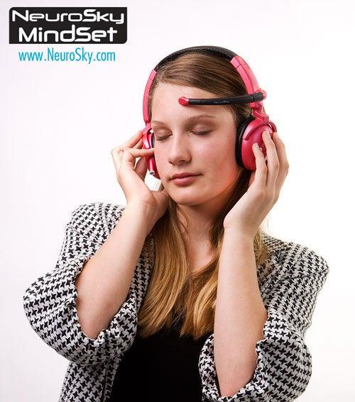 Neurosky Brain Gaming Headset Now Has Free SDK