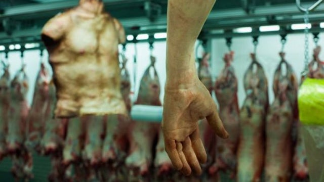 Resident Evil 6 Meat Stunt Might Make You Lose Your Lunch