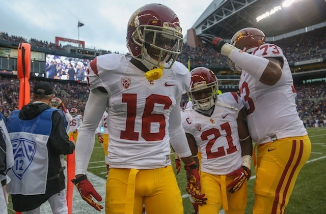 """Anthony Brown Says USC Coach Called Him """"All Types Of Fuck Words"""""""