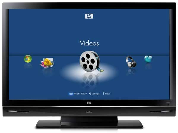 HP MediaSmart SL4282N and SL4782N HDTV with Media Center Inside