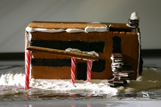 This Modernist Gingerbread House Puts All Others to Shame (So Make Your Own!) (Updated)