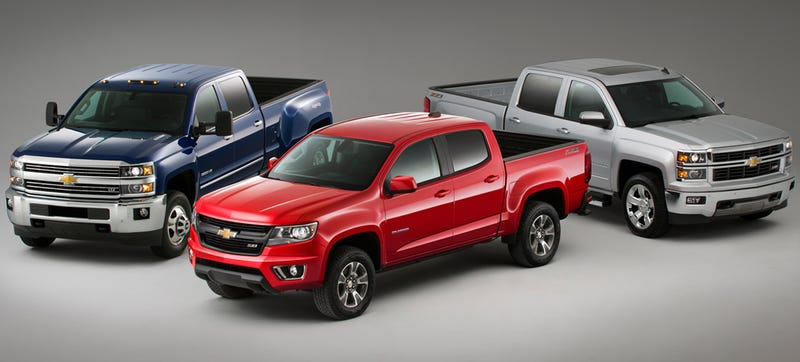 Why GM Still 'Wouldn't Trade Places With Ram' On Truck Sales
