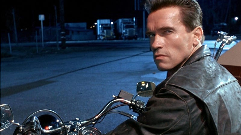 Schwarzenegger Reveals New Terminator Secrets And Why His Cyborg Ages