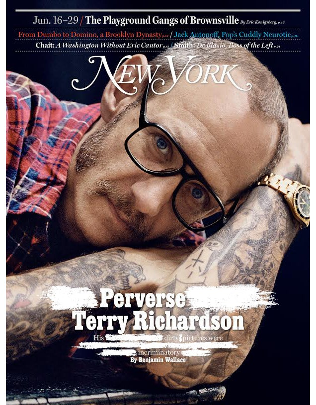 Here's the Terry Richardson Profile You DIDN'T Read in New York Mag