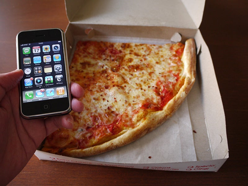 All Giz Wants: The One True Internet Pizza Ordering App Framework