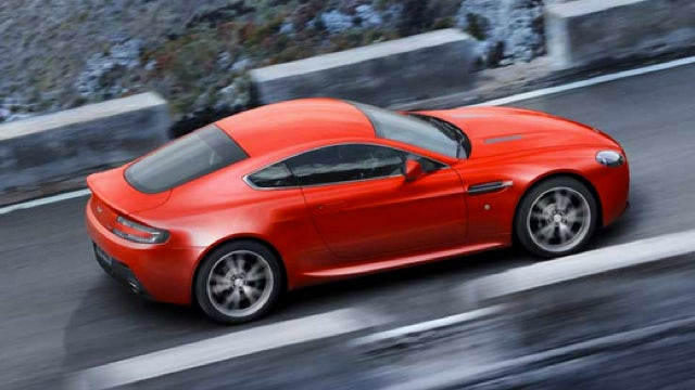 Aston Martin Reportedly Looking For A New Home
