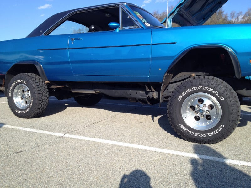 I Heard You Guys Like Baja Bugs and also a 4x4 Dodge Dart!