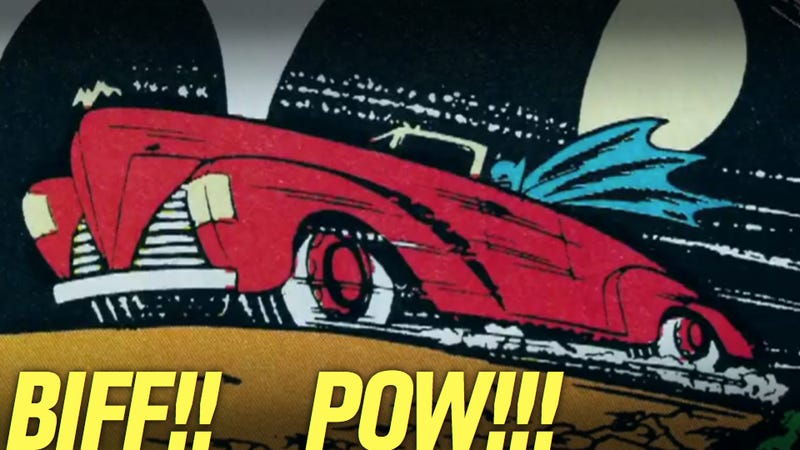 This Documentary Celebrates 73 Years Of The Batmobile