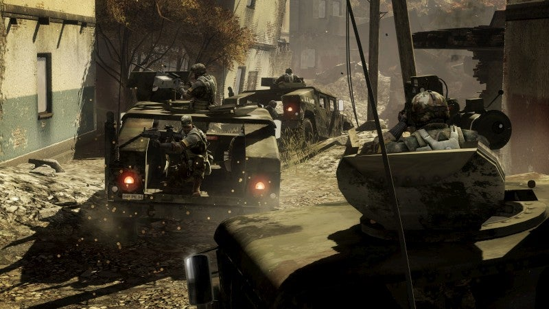 Battlefield Bad Company 2 Impressions: The Tougher Battle