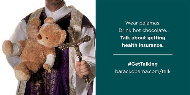 10 Stock Images That Obamacare Ads Could Use Instead of Pajama Boy