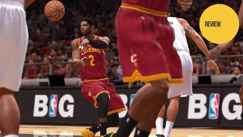 NBA Live 14: The Kotaku Review
