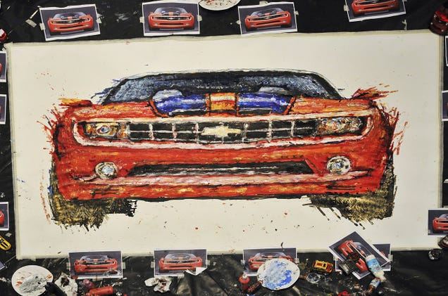 how do radio controlled cars work with British Artist Paints Using Rc Cars As His Brushes on Lovense Lush Bullet Vibrator additionally Parking Lot Design as well Ignition in addition Car Hydraulics Lowrider likewise Document Log.
