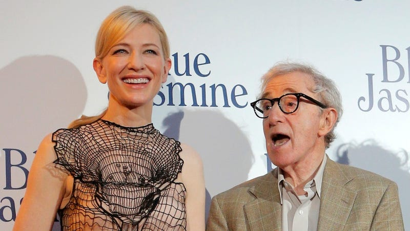 ​Hollywood: Will Woody Allen Accusations Hurt Cate Blanchett's Oscar?