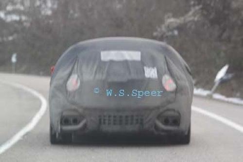 New Ferrari Caught Bringing Apoplexy Back To Italy