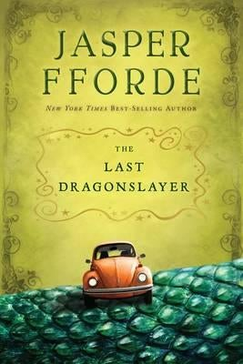Jasper Fforde's first entry into young-adult fiction isn't a YA book at all