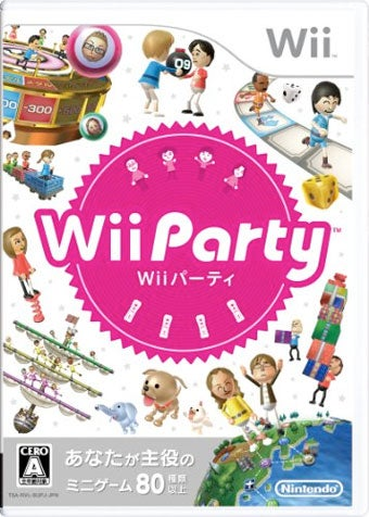 The Wii Party Party Won't Stop For Japan