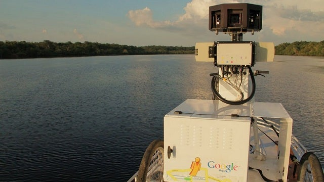 Google Street View Is Coming to an Amazonian Trail Near You