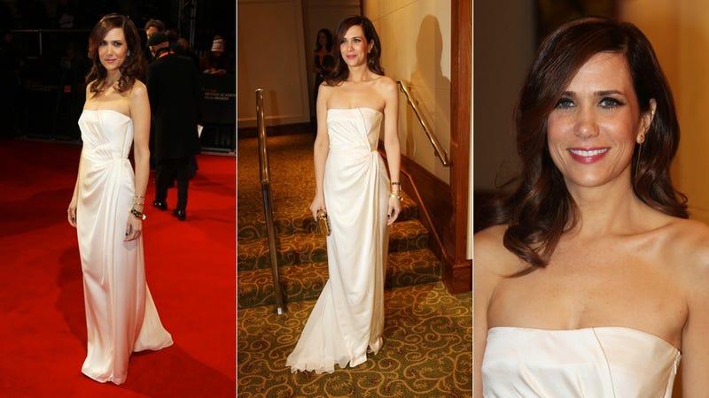 Kristen Wiig Looks So Pretty It's Not Even Funny