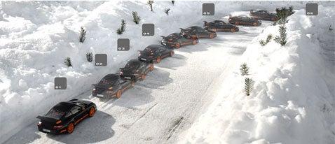 Snowbound Motive Mag Demonstrates the Scandinavian Flick