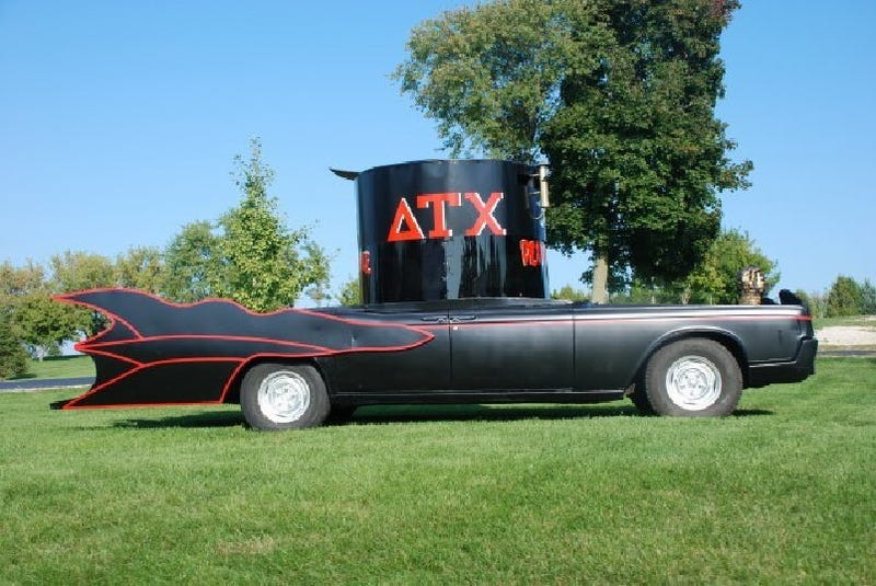 1966 Lincoln Continental Animal House Deathmobile for $19,998!