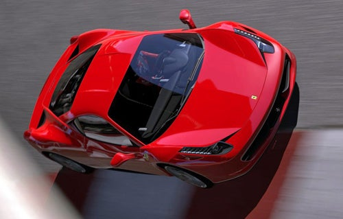 New High-Res Gran Turismo 5 Shots Reveal Ferrari 458, Crash Damage