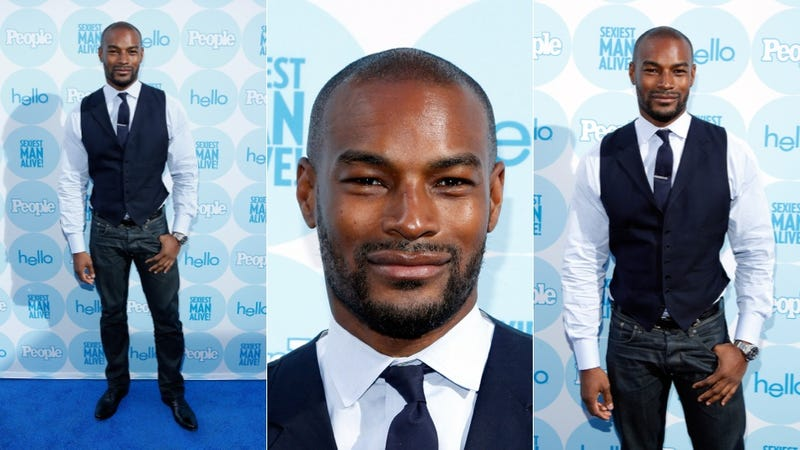 Tyson Beckford, You Are My Sexiest Man Alive